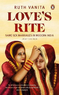 Love's Rite: Same Sex Marriage in India