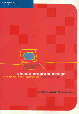 Simple Program Design: A Step by Step Approach