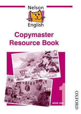 Nelson English - Book 1 Copymaster Resource Book