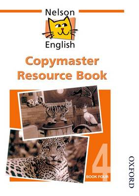 Nelson English - Book 4 Copymaster Resource Book