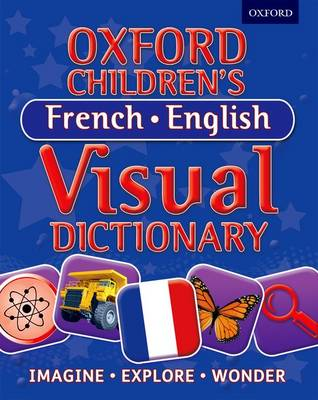Oxford children's French<>English visual dictionary