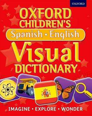 Oxford children's Spanish<>English visual dictionary