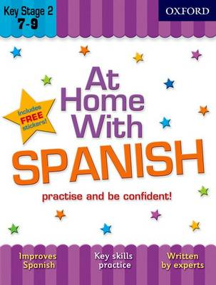 At home with Spanish, ages 7–9