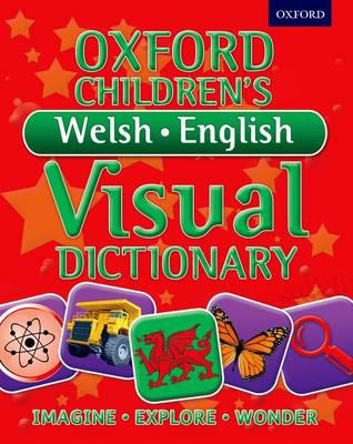 Oxford children's Welsh<>English visual dictionary