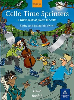 Cello Time Sprinters: A Third Book of Pieces for Cello