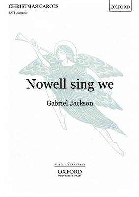 Nowell, Sing We: Vocal Score