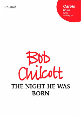 The Night He Was Born: Vocal Score