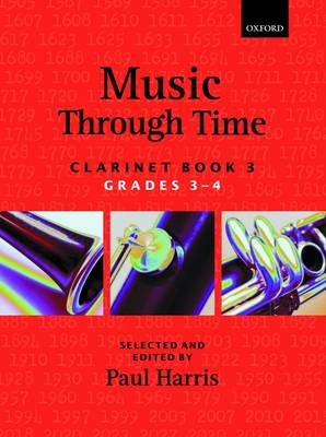 Music Through Time: Clarinet: Bk. 3