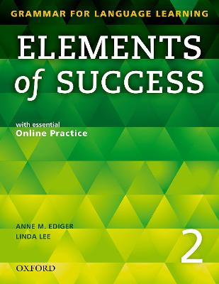 Elements of Success: 2: Student Book with essential Online Practice