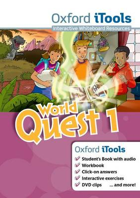 World Quest: 1: iTools