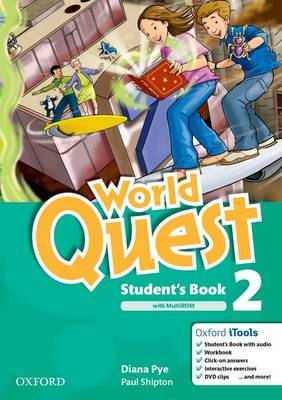 World Quest: 2: Student's Book Pack