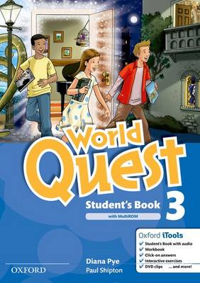 World Quest: 3: Student's Book Pack