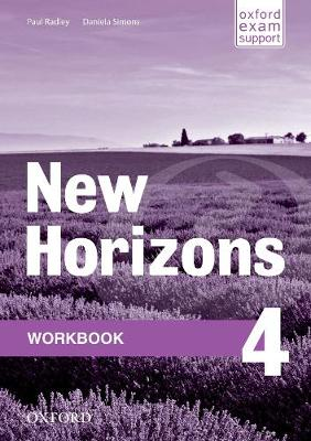 New Horizons: 4: Workbook