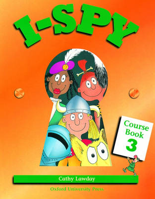 I-Spy: 3: Course Book