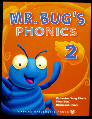 Mr Bug's Phonics: 2: Student Book
