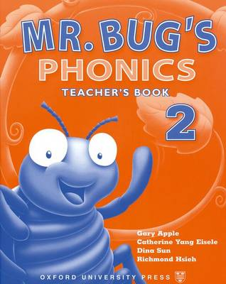 Mr Bug's Phonics: 2: Teacher's Book