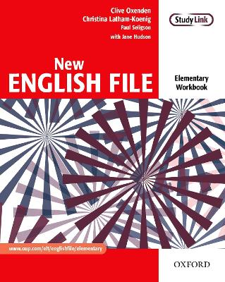 New English File: Elementary: Workbook: Six-level general English course for adults