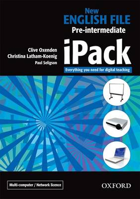New English File: Pre-Intermediate: iPack (single-computer): Digital resources for interactive teaching