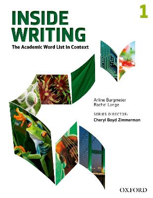Inside Writing: Level 1: Student Book