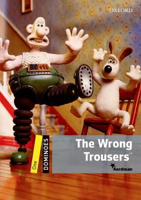Dominoes: Level 1: The Wrong Trousers Audio Pack