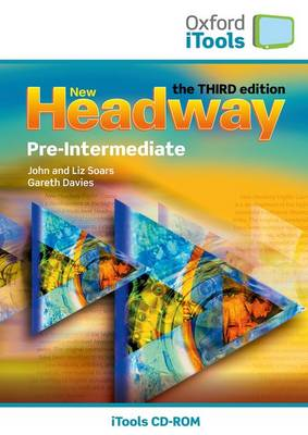 New Headway: Pre-Intermediate Third Edition: iTools: Headway resources for interactive whiteboards