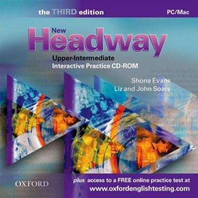 New Headway: Upper-Intermediate Third Edition: Interactive Practice CD-ROM: Six-level general English course