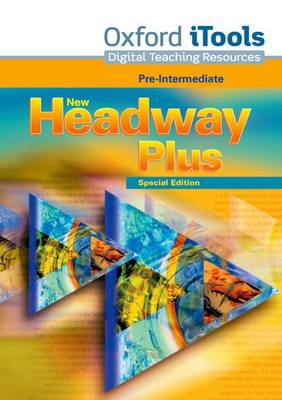 New Headway Plus Special Edition Pre Intermediate Itools CD-rom