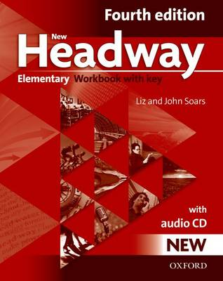 New Headway: Elementary: Workbook + With Key: General English