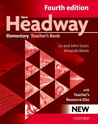 New Headway: Elementary A1-A2: Teacher's Book + Teacher's Resource Disc: The world's most trusted English course