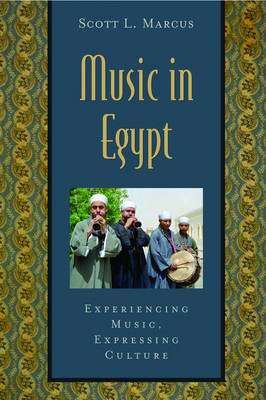 Music in Egypt: Includes CD