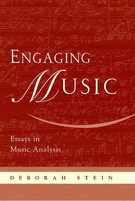 Essays in music analysis