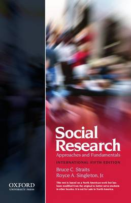 Social Research: Approaches and Fundamentals XSE