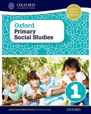 Oxford Primary Social Studies Student Book 1: Where I belong