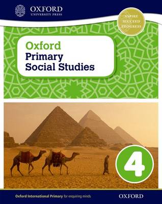 Oxford Primary Social Studies Student Book 4