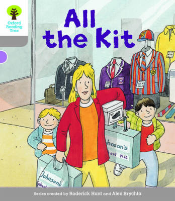 Oxford Reading Tree Biff, Chip and Kipper Stories Decode and Develop: Level 1: All the Kit