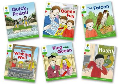 Oxford Reading Tree Biff, Chip and Kipper Stories Decode and Develop: Level 2: Level 2 More B Decode and Develop Pack of 6