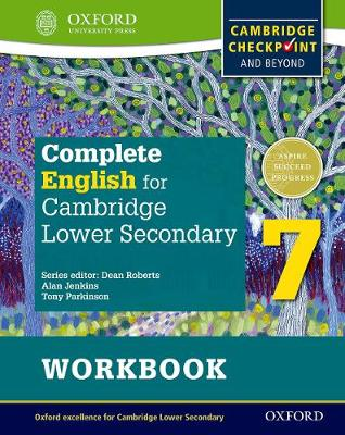 Complete English for Cambridge Lower Secondary Student Workbook 7: For Cambridge Checkpoint and beyond