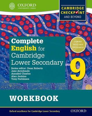 Complete English for Cambridge Lower Secondary Student Workbook 9: For Cambridge Checkpoint and beyond