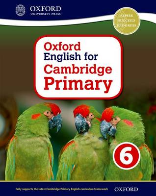 Oxford English for Cambridge Primary Student Book 6
