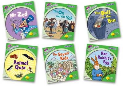 Oxford Reading Tree: Stage 2: More Songbirds Phonics: Pack (6 Books, 1 of Each Title, Including Free Teaching Notes)