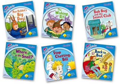 Oxford Reading Tree: Level 3: More Songbirds Phonics: Pack (6 Books, 1 of Each Title)