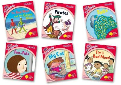 Oxford Reading Tree: Level 4: More Songbirds Phonics: Pack (6 Books, 1 of Each Title)