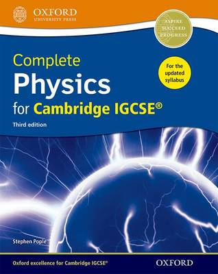 Complete Physics for Cambridge IGCSE (R)