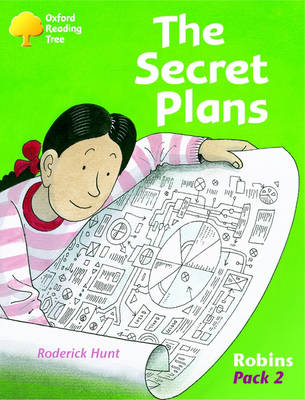 Oxford Reading Tree: Robins Pack 2: The Secret Plans