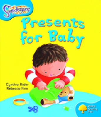 Oxford Reading Tree: Level 3: Snapdragons: Presents For Baby