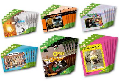 Oxford Reading Tree: Stage 2: Fireflies: Class Pack (36 Books, 6 of Each Title)