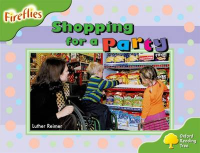 Oxford Reading Tree: Level 2: Fireflies: Shopping for a Party