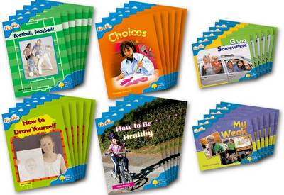 Oxford Reading Tree: Stage 3: Fireflies: Class Pack (36 Books, 6 of Each Title)