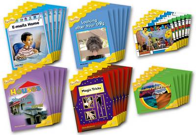 Oxford Reading Tree: Stage 5: Fireflies: Class Pack (36 Books, 6 of Each Title)