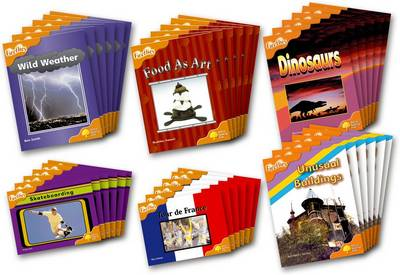 Oxford Reading Tree: Stage 6: Fireflies: Class Pack (36 Books, 6 of Each Title)